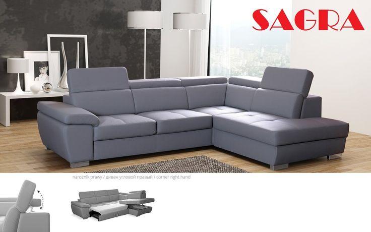 Best New Leather Corner Sofa Bed Haga Modern Design 2 3 400 x 300