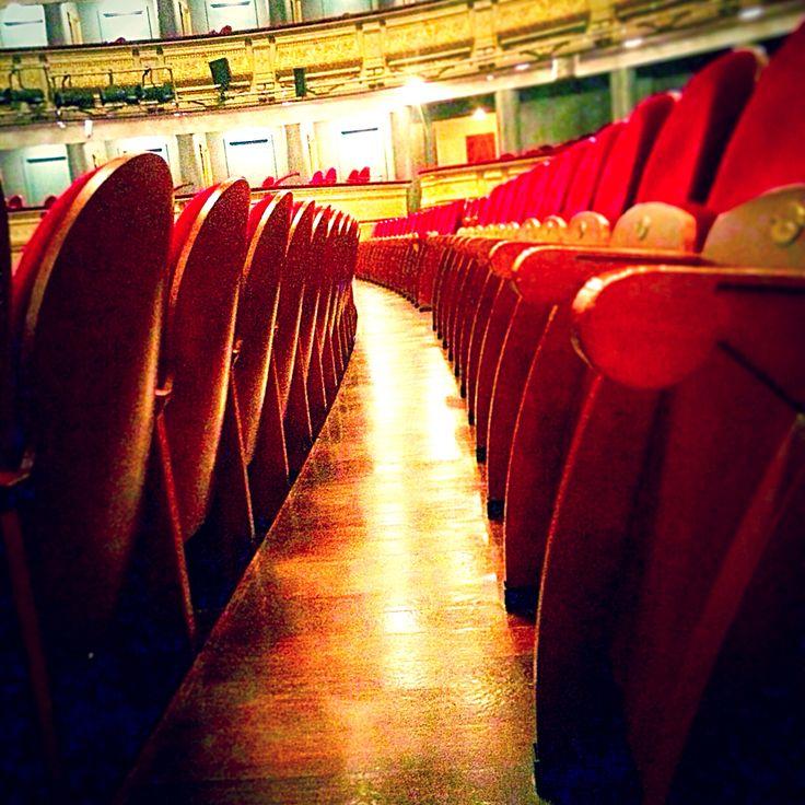 Madrid teatre Real