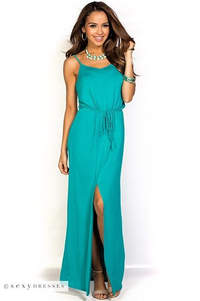 78 Best ideas about Teal Maxi Dresses on Pinterest  Maxi dresses ...