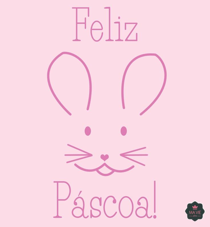 Boa Páscoa! :)
