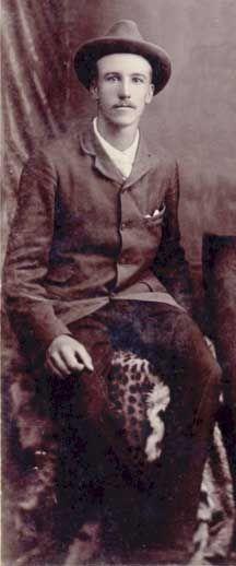 Boer Commandant Danie Theron - 1900