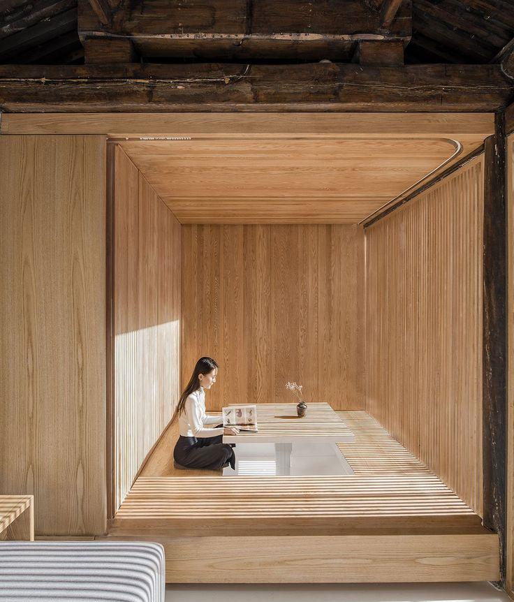 Les 25 meilleures id es de la cat gorie architecture for Architecture chinoise