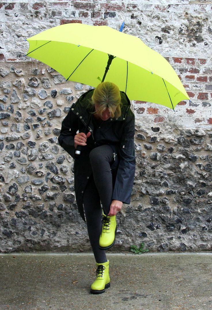 Ilse Jacobsen... love the rain