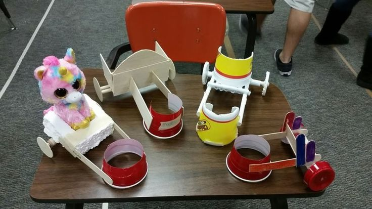 Using the Engineering Design Process, Coach Hartman's math students designed chariots for Sphero robots. Students then created a computer program which navigated the robots through a race course. Way to go Coach Hartman's classes!