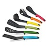 ELEVATE CAROUSEL UTENSIL SET | UncommonGoods-love it.  Would look great in my colorful kitchen :-)