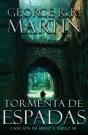 """""""Tormenta de espadas"""" de George R. R. Martin"""