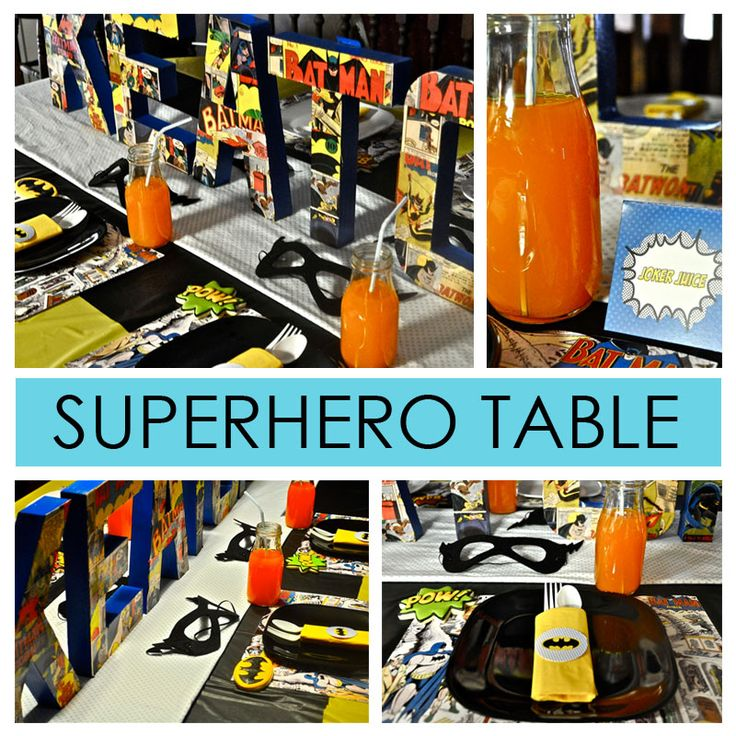 Love the comic book letter idea.  Maybe do this with Transformer comics for the party and use afterward in his room.