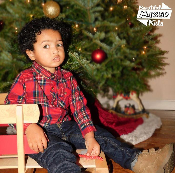 Jeremy Jr. - 2 Years • Mom: Cape Verdean & Native American • Dad: Italian & Cape Verdean ♥️   FOLLOW @BEAUTIFULMIXEDKIDS http://instagram.com/beautifulmixedkids