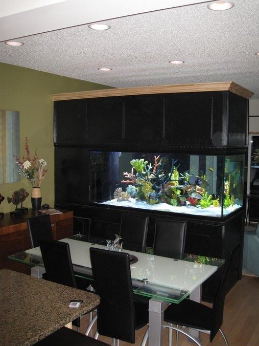 Aquarium Living Room Decor: 100+ Ideas To Try About Fish Tanks