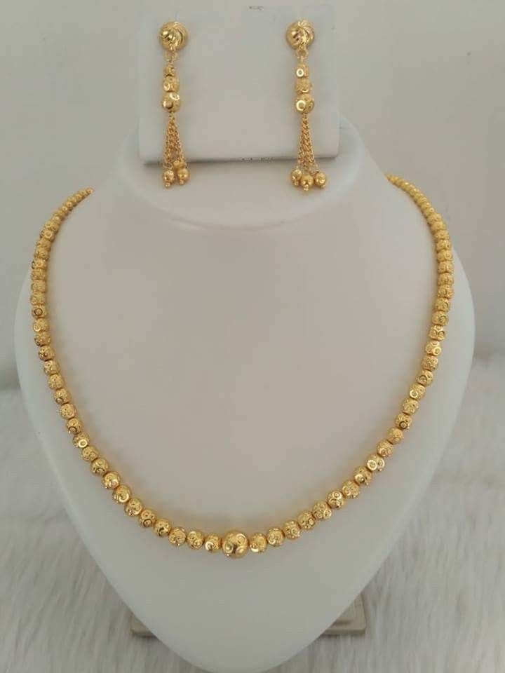 Pin By Preety Rathi On Chains Gold Jewelry Fashion Gold Necklace Designs Gold Fashion Necklace
