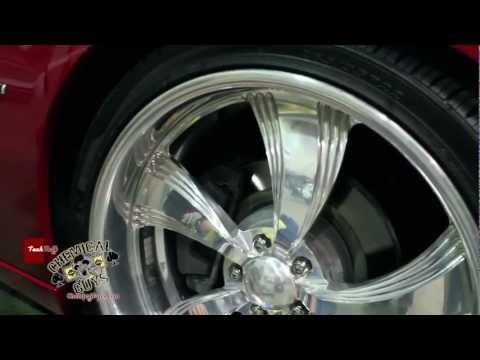 How To Polish Custom Aluminum Wheels - Chemical Guys
