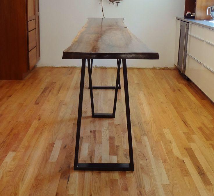 WHERE WOOD MEETS STEEL . . . Custom Furniture Designed U0026 Built In Denver,  Colorado   Furniture   Pinterest   Custom Furniture, Shoe Wall And Shelves