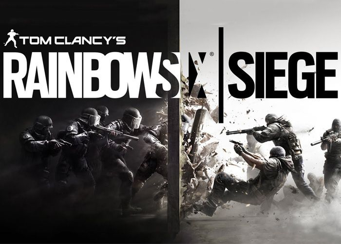 "Tom Clancy's ""Rainbow Six: Siege"" Oh man I want to play this game.  I love love rainbow six! -Z"