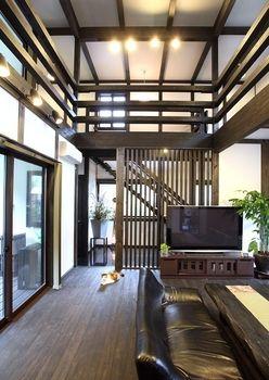 サイエンスホーム横浜店の住宅実例2
