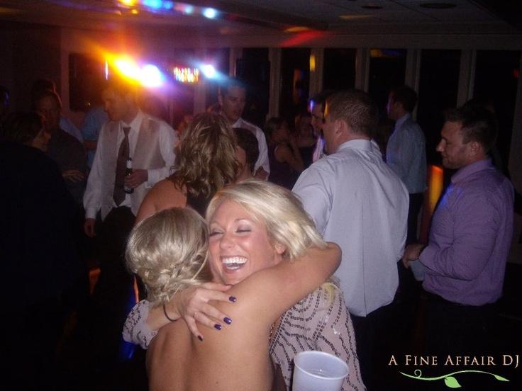 Wedding dance at Sunnyside Country Club in Waterloo, IA