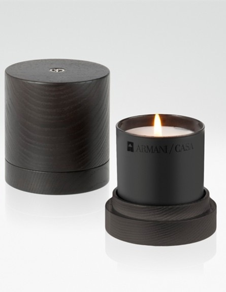 fragranced candle - DORIA ARMANI / CASA