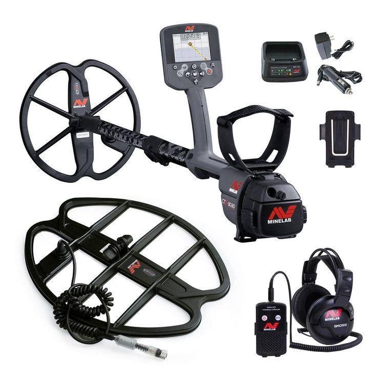 """Amazon.com : Minelab CTX 3030 Waterproof Metal Detector Special with 17"""" Smart Coil : Garden & Outdoor"""