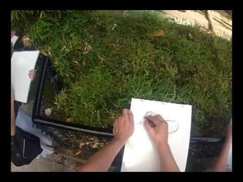 ▶ Michael Mattesi- Drawing Tigers at LA Zoo - YouTube