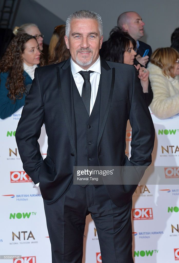 HBD Paul Hollywood February 10th 1966: age 50
