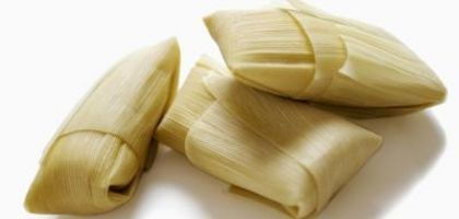 Tamales are a Christmas tradition.
