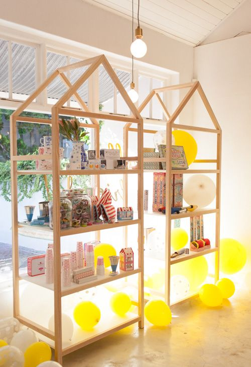 Shop display: In Good Company Opens In Cape Town - Small Roar Small Roar