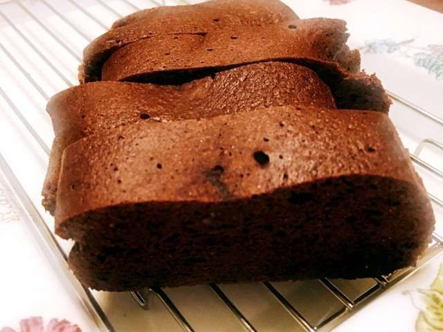 大豆粉 レンジでガトーショコラの画像 簡単デザート ダイエット お菓子 大豆粉