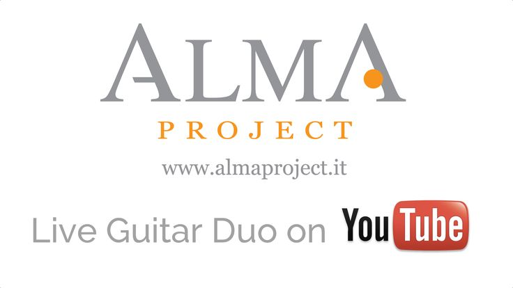 ALMA PROJECT Live Guitar Duo on Youtube