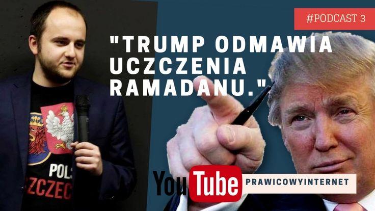 🔴 UWAGA! Trump odmawia uczczenia ramadanu. Zerwał z ponad 20-letnią trad...