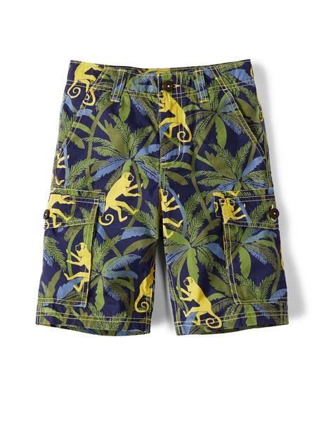 Summer Cargo Shorts 22392 Shorts at Boden
