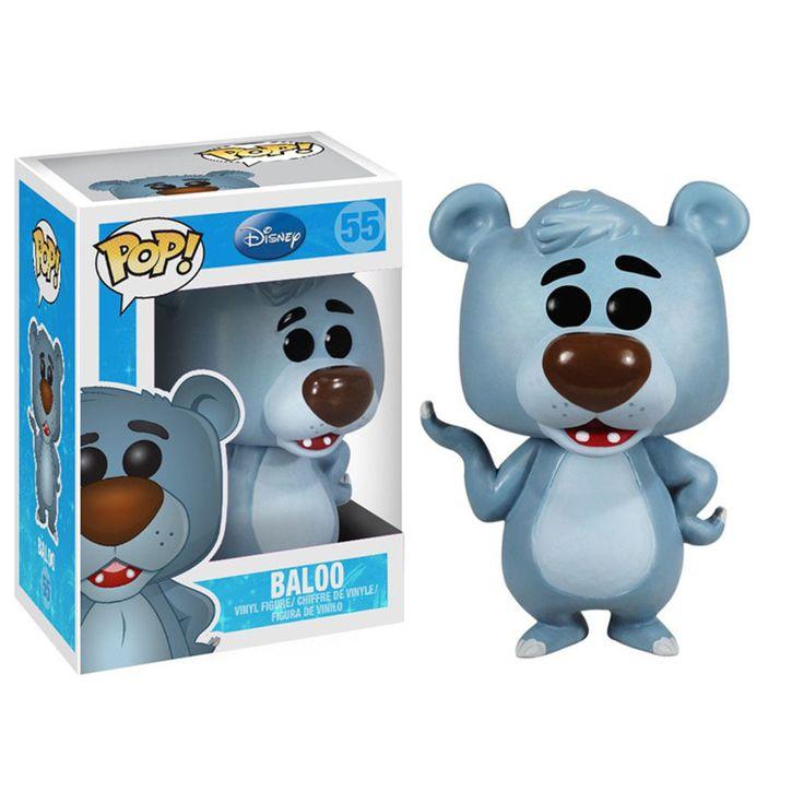 Funko POP Vinyl Figure Disney Series 5 - Jungle Book Baloo 55
