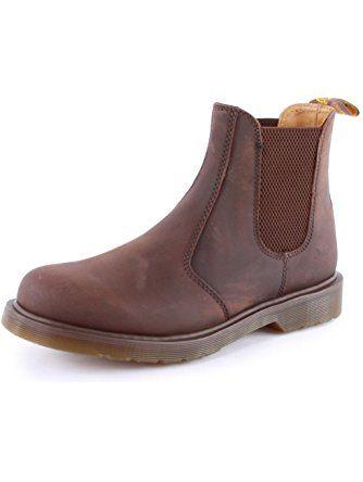 Dr Martens 2976-59 Chelsea Dealer Boot / Unisex / Womens/ Mens Boots (16 US Men) (Gaucho) ❤ ...