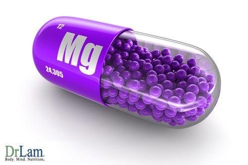Magnesium cortisol supplements help promote hormones