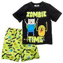 Adventure Time Zombie Pyjamas