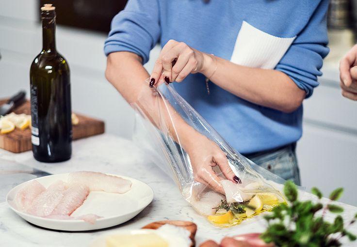 Sammensæt smage på en ny måde, der pirrer ganen og løfter middagen til et helt nyt niveau.