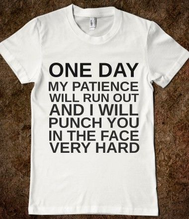 :) I need this shirt!