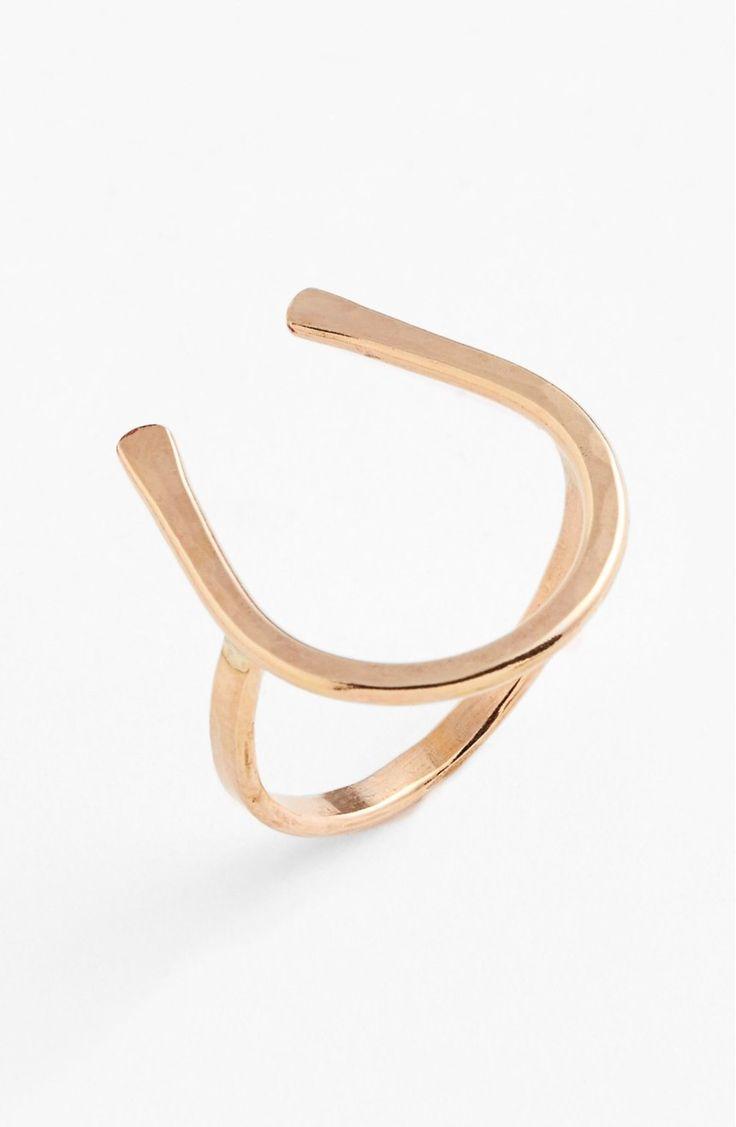 Ija Horseshoe Ring | Nordstrom