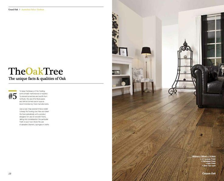 Grand Oak Timber Flooring: Grand Oak Brochure P11