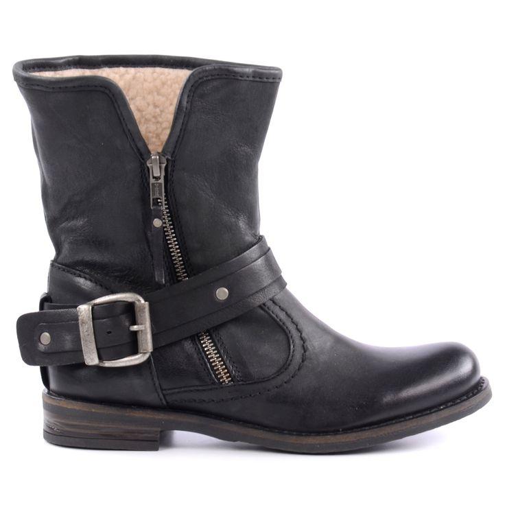 Laarzen met gesp