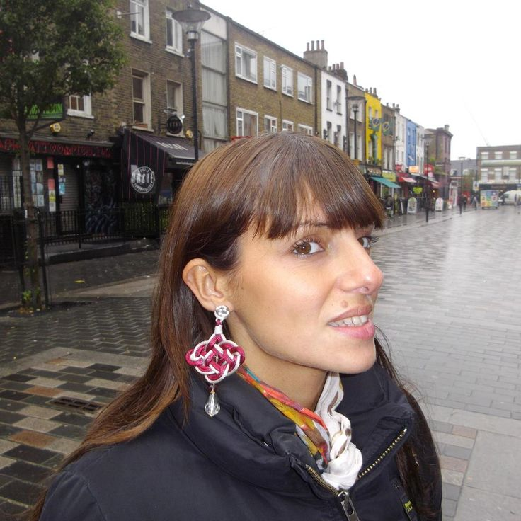 Cocomì Bijoux earrings Made in Italy www.PashionVictim.com