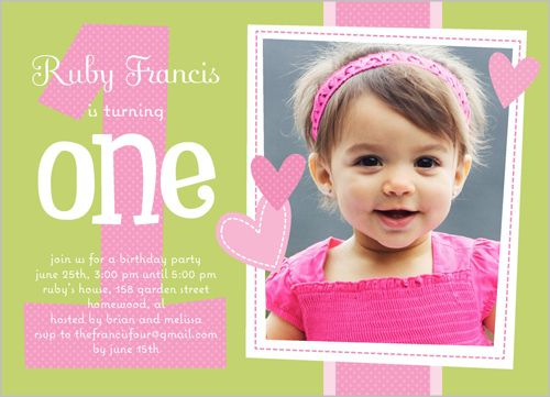 103 best baby girls 1st birthday invitations images on pinterest we heart one girl 5x7 stationery card by stacy claire boyd stopboris Gallery