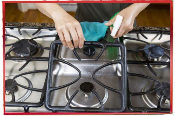 Assim como a louça, a roupa, o banheiro e uma criança de três anos de idade, o fogão não se limpa sozinho. E, na minha opinião de do lar, limpá-lo é uma das tarefas mais chatas na lida com a