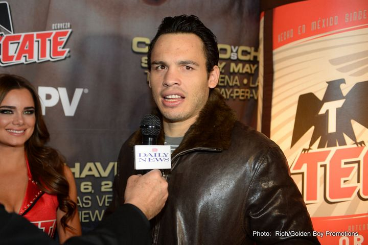 Serious and dedicated like never before? Julio Cesar Chavez Jr. says he is weighing 178 pounds right now; Canelo in trouble!