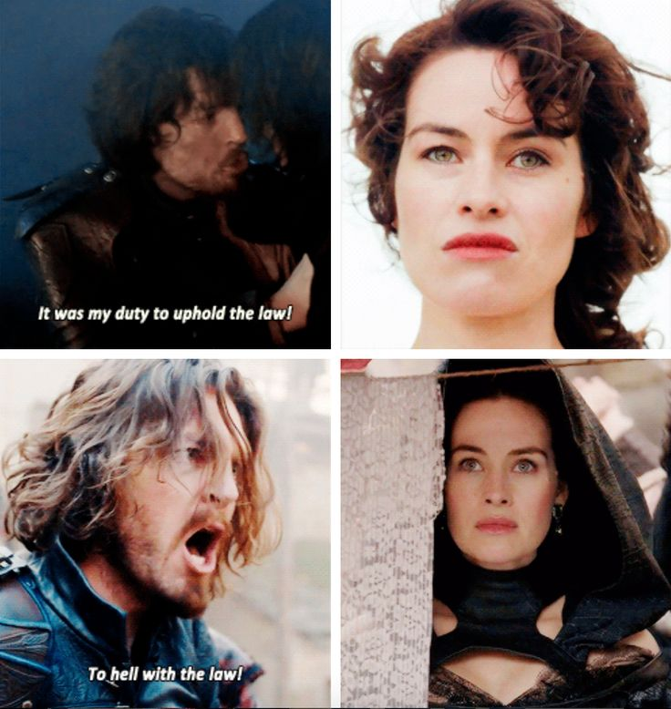 This breaks my heart! Hearing this was essentially the last straw in destroying Milady's compassion and conscience; it propelled her to full on assassin.