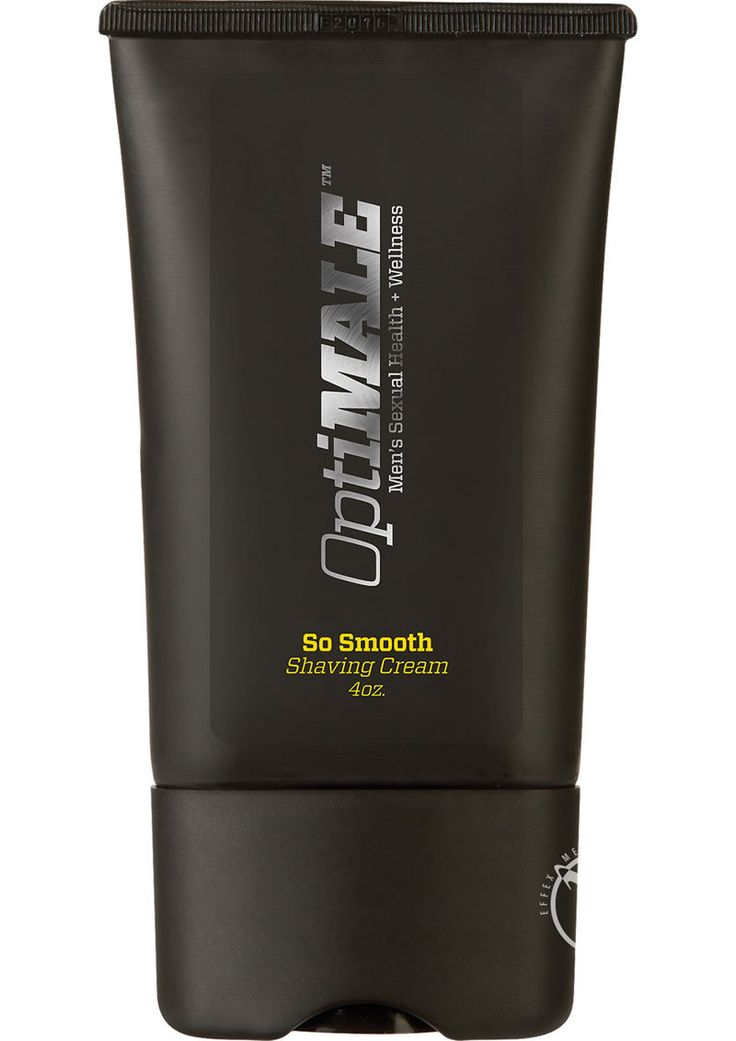 Optimale So Smooth Shave Cream 4 Ounce