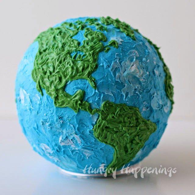 Earth Cake Candy Core