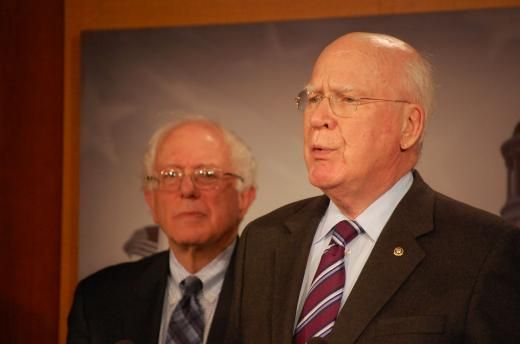 BOYCOTT ON!!! Democratic Boycott Grows As Patrick Leahy Is the 2nd Senator To Skip Netanyahu Speech