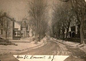 Rosemont, NJ, early 1900s