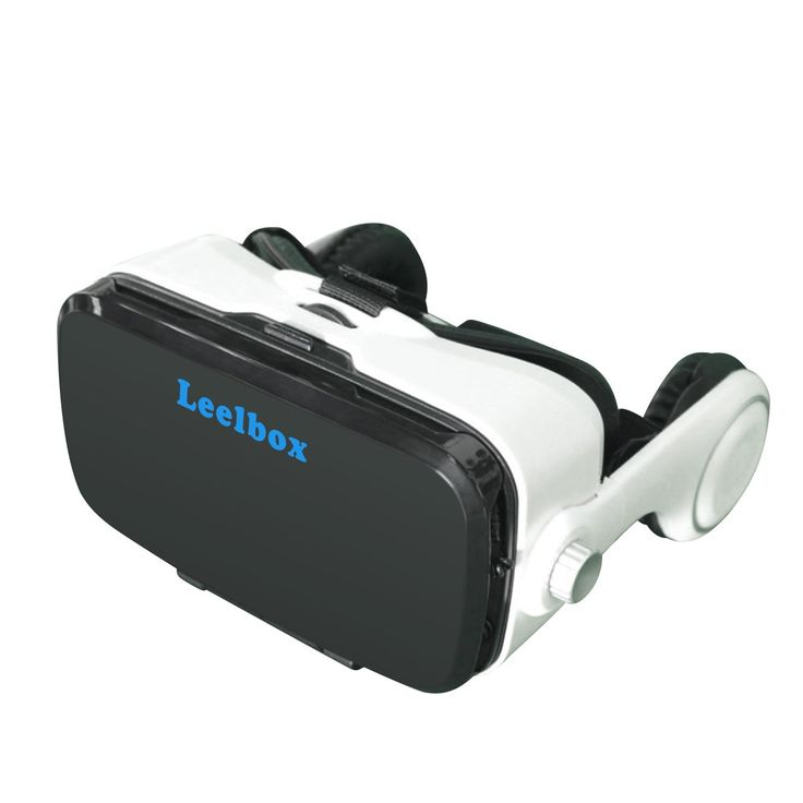 Leelbox-tech 3D VR Glasses Virtual Reality headset VR Headset google cardboard 360 Degree Videos 3D Movies Playing Immersive Games VR Headset Compatible with Smartphone 4 to 6 inch. Leelbox-tech pursue to offer you the best service. And we hope that when you face any difficulty in using this box, please come to us, sending us an email through your Amazon account. Then we can give you assistance as soon as possible. Thank you. Leelbox-tech3D VR glasses the branch lens material with high...