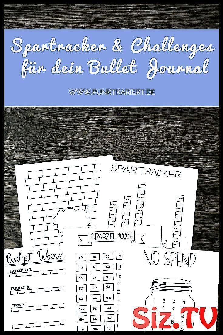Bullet Journal Vorlagen Zum Ausdrucken Du
