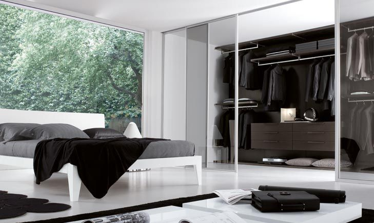 Open Wardrobe Design 2012 Open Wardrobe Designs Idea with Multifunction Concept